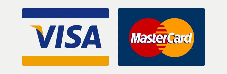 Kopia av konto- eller kreditkort