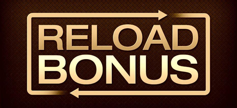 Reload bonusar