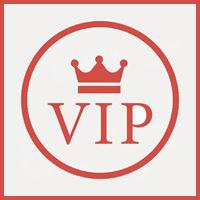 VIP-spelare och turneringar